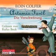 Cover-Bild zu Colfer, Eoin: Artemis Fowl - Die Verschwörung (Ein Artemis-Fowl-Roman 2)