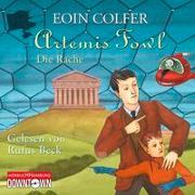 Cover-Bild zu Colfer, Eoin: Artemis Fowl - Die Rache (Ein Artemis-Fowl-Roman 4)