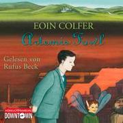 Cover-Bild zu Colfer, Eoin: Artemis Fowl (Ein Artemis-Fowl-Roman 1)