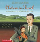 Cover-Bild zu Colfer, Eoin: Artemis Fowl - Die komplette Hörbuch-Edition