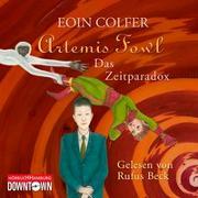 Cover-Bild zu Colfer, Eoin: Artemis Fowl - Das Zeitparadox (Ein Artemis-Fowl-Roman 6)