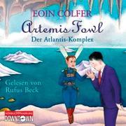 Cover-Bild zu Colfer, Eoin: Artemis Fowl - Der Atlantis-Komplex (Ein Artemis-Fowl-Roman 7)