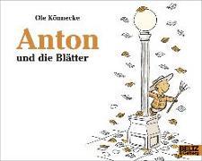 Cover-Bild zu Anton und die Blätter von Könnecke, Ole