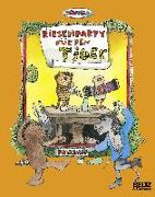 Cover-Bild zu Riesenparty für den Tiger von Janosch