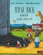 Cover-Bild zu Riese Rick macht sich schick von Donaldson, Julia