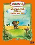 Cover-Bild zu Ich mach dich gesund, sagte der Bär von Janosch