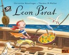 Cover-Bild zu Leon Pirat von Nöstlinger, Christine