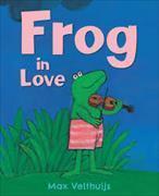 Cover-Bild zu Frog in Love von Velthuijs, Max