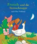 Cover-Bild zu Frosch und die Sternschnuppe von Velthuijs, Max (Idee von)