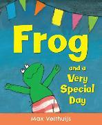 Cover-Bild zu Frog and a Very Special Day von Velthuijs, Max