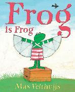 Cover-Bild zu Frog is Frog von Velthuijs, Max
