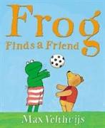 Cover-Bild zu Frog Finds a Friend von Velthuijs, Max