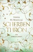 Cover-Bild zu Die Tiermagierin - Scherbenthron von Martineau, Maxym M.