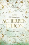 Cover-Bild zu Die Tiermagierin - Scherbenthron (eBook) von Martineau, Maxym M.