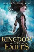 Cover-Bild zu KINGDOM OF EXILES von Martineau, Maxym M.