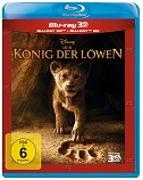 Cover-Bild zu Der König der Löwen (LA) - 3D + 2D + 6 Karten (2 Discs) von Favreau, Jon (Reg.)