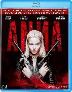 Cover-Bild zu Anna F Blu Ray von Luc Besson (Reg.)