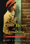 Cover-Bild zu The Lost Boys of London (eBook) von Lawrence, Mary