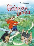 Cover-Bild zu Der verhexte Besen (eBook) von Stewart, Mary