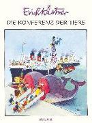 Cover-Bild zu Die Konferenz der Tiere von Kästner, Erich