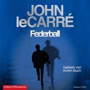 Cover-Bild zu Federball von Carré, John le