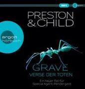 Cover-Bild zu Grave - Verse der Toten von Preston, Douglas