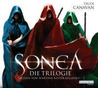 Cover-Bild zu Sonea- Die Trilogie von Canavan, Trudi