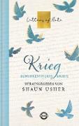 Cover-Bild zu Krieg - Letters of Note (eBook) von Usher, Shaun (Hrsg.)