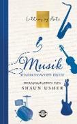 Cover-Bild zu Musik - Letters of Note (eBook) von Usher, Shaun (Hrsg.)