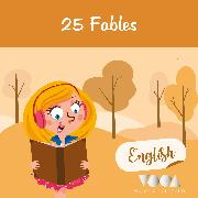 Cover-Bild zu 25 Fables (Audio Download) von Esopo