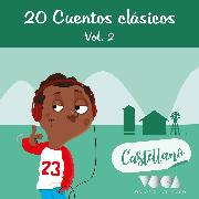 Cover-Bild zu 20 Cuentos clásicos (vol. 2) (Audio Download) von Andersen, Hans Christian