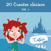 Cover-Bild zu 20 Cuentos clásicos (vol. 1) (Audio Download) von Andersen, Hans Christian