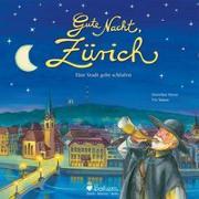 Cover-Bild zu Gute Nacht, Zürich von Hesse, Dorothee