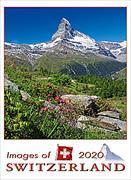 Cover-Bild zu Cal. Posterkalender Schweiz Ft. 50x68 2020