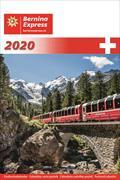 Cover-Bild zu Cal. Bernina-Express Ft. 14,8x22 2020