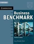 Cover-Bild zu Advanced: Student's Book - Business Benchmark