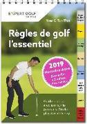 Cover-Bild zu Règles de golf, l'essentiel 2019 von Ton-That, Yves C.
