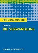 Cover-Bild zu Franz Kafka: Die Verwandlung von Kafka, Franz