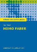 Cover-Bild zu Max Frisch: Homo Faber von Frisch, Max