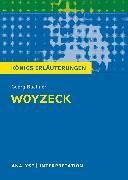 Cover-Bild zu Georg Büchner: Woyzeck von Büchner, Georg
