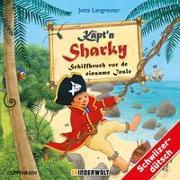 Cover-Bild zu Käpt'n Sharky - Schiffbruch vor de einsame Insle von Langreuter, Jutta