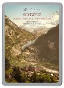 Cover-Bild zu Schweiz/Suisse/Svizzera/Switzerland