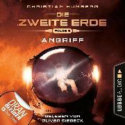 Cover-Bild zu Mission Genesis - Die zweite Erde, Folge 5: Angriff (Ungekürzt) (Audio Download) von Humberg, Christian