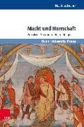 Cover-Bild zu Macht und Herrschaft von Becher, Matthias