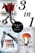 Cover-Bild zu Maarten S. Sneijder und Sabine Nemez: Todesfrist / Todesurteil / Todesmärchen (eBook) von Gruber, Andreas