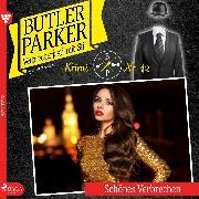 Cover-Bild zu Butler Parker, 12: Schönes Verbrechen (Ungekürzt) (Audio Download) von Dönges, Günter