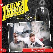 Cover-Bild zu Butler Parker, 11: Gangsterjagd (Ungekürzt) (Audio Download) von Dönges, Günter