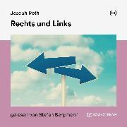 Cover-Bild zu Rechts und Links (Audio Download) von Roth, Joseph