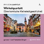 Cover-Bild zu Winkelquartett (Audio Download) von Croissant-Rust, Anna