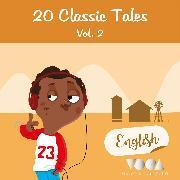 Cover-Bild zu 20 Classic Tales (vol. 2) (Audio Download) von Andersen, Hans Christian